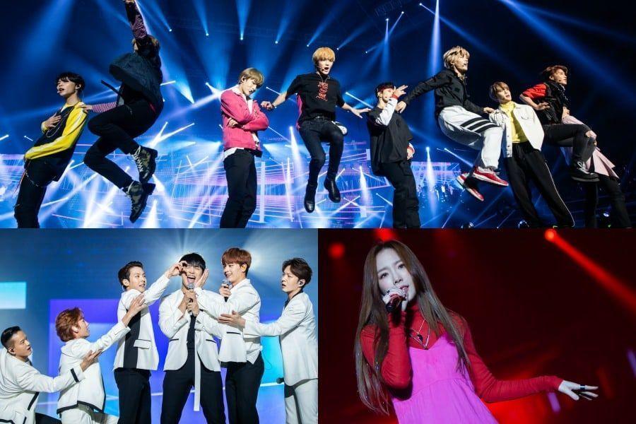 """Momentos destacados del día 3 del """"HallyuPopFest 2018"""" con NCT 127, Taeyeon, BTOB y más"""