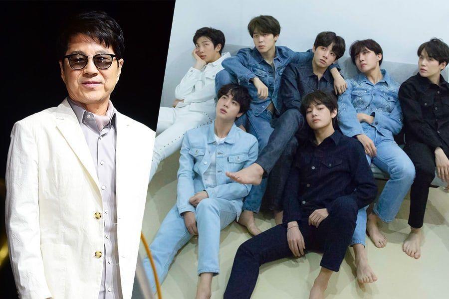 El cantante veterano Cho Yong Pil habla sobre su reacción al éxito de BTS