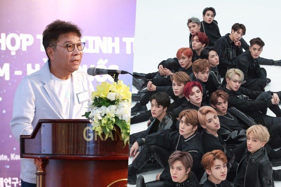 Lee Soo Man amplía su plan para lanzar el equipo NCT Vietnam
