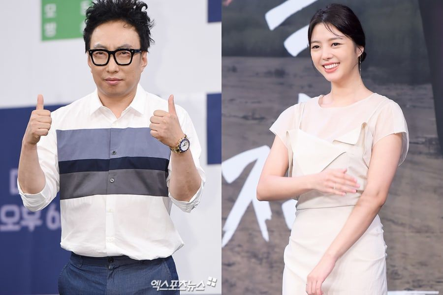 "Park Myung Soo y Uhm Hyun Kyung dejan ""Happy Together"""