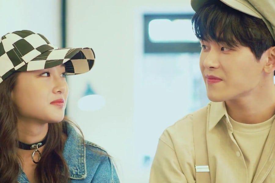 """Hoya lanza el MV de """"Baby U"""" en colaboración con Hanhae y protagonizado por Kriesha Chu"""