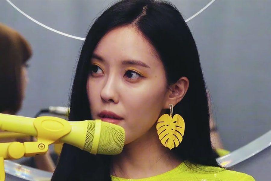 """Hyomin de T-ara hace un colorido comeback con el MV de """"Mango"""""""