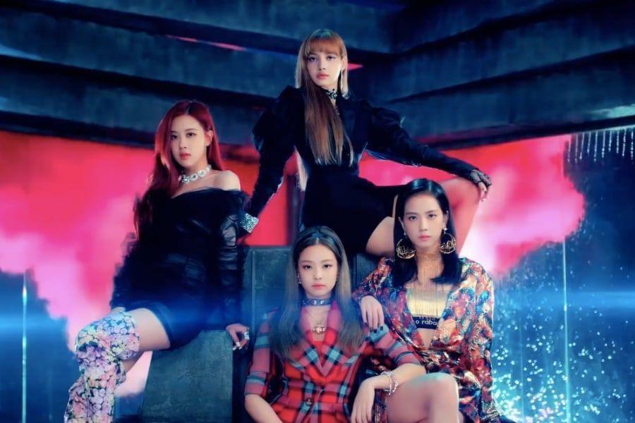 """""""DDU-DU DDU-DU"""" de BLACKPINK se convierte en el MV K-Pop en alcanzar más rápidamente 350 millones de visionados"""
