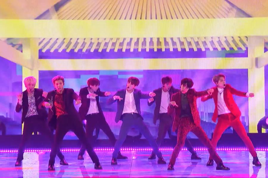 """BTS enciende el escenario y maravilla a la audiencia en """"America's Got Talent"""""""