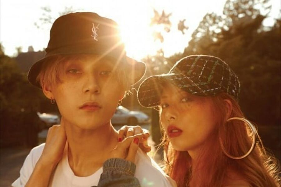 [Último minuto] E'Dawn y HyunA son retirados de Cube Entertainment