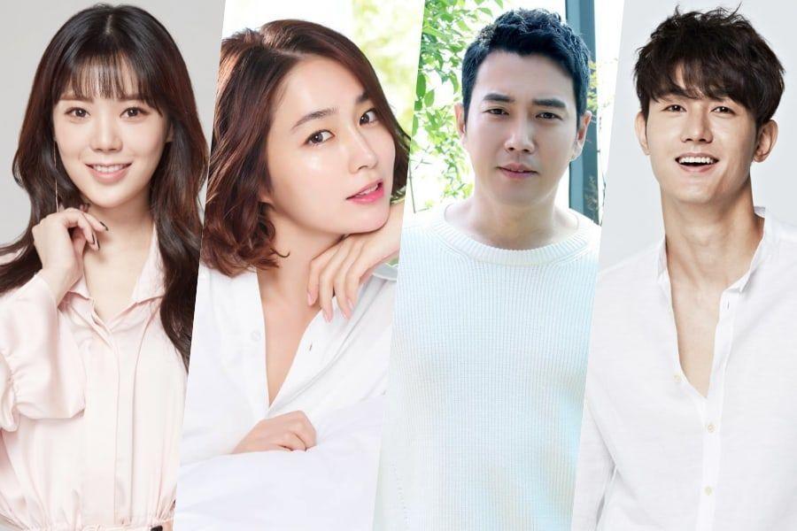 Park Soo Ah confirmada para unirse al nuevo drama de Lee Min Jung, Joo Sang Wook y Lee Ki Woo