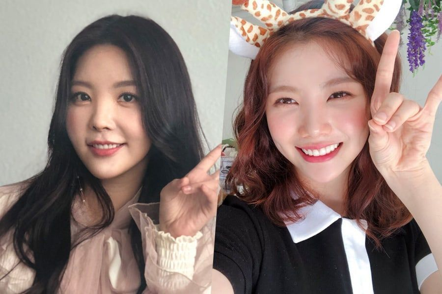 Raina de After School habla con cariño sobre Lee Ga Eun y revela la agencia preferida de su madre