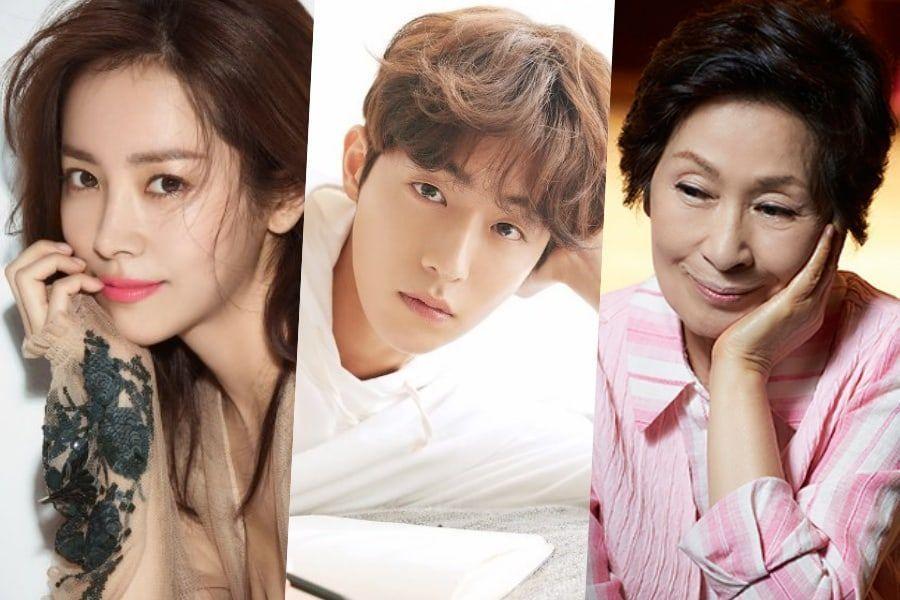 Han Ji Min, Nam Joo Hyuk y Kim Hye Jae en conversaciones para participar en el nuevo drama de JTBC