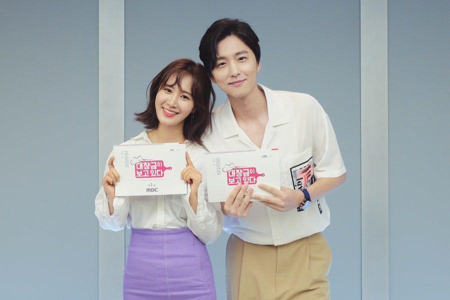 Yuri de Girls' Generation y Shin Dong Wook realizan la primera lectura de guión de su próximo drama
