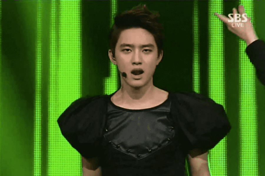 7 veces que los trajes K-Pop nos recordaron algo totalmente extraño