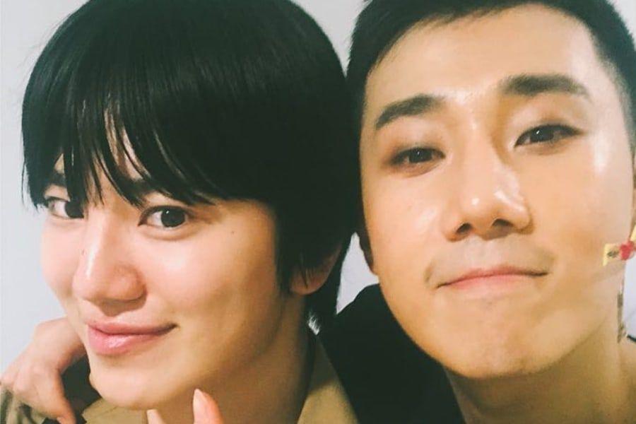 Sungjong de INFINITE muestra su apoyo a Sunggyu en su musical militar