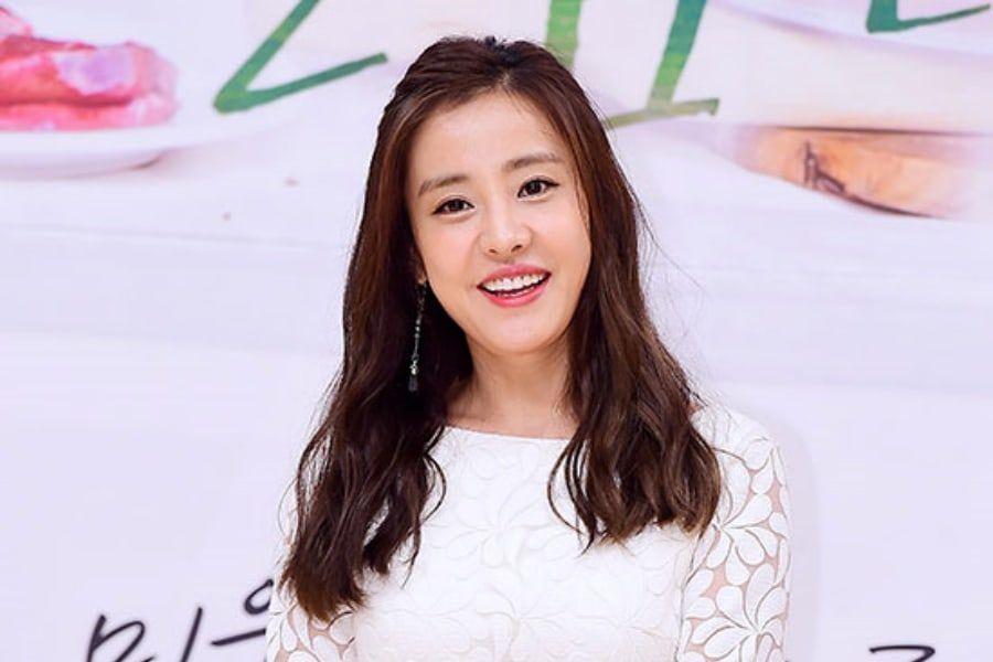 Park Eun Hye anuncia el divorcio de su marido
