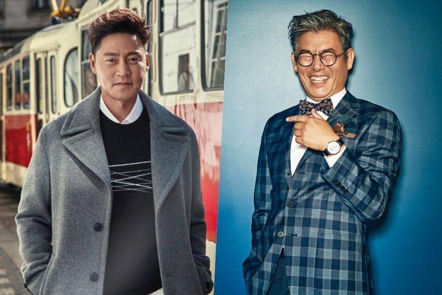 Lee Seo Jin y Sung Dong Il actuarán en el próximo drama de OCN