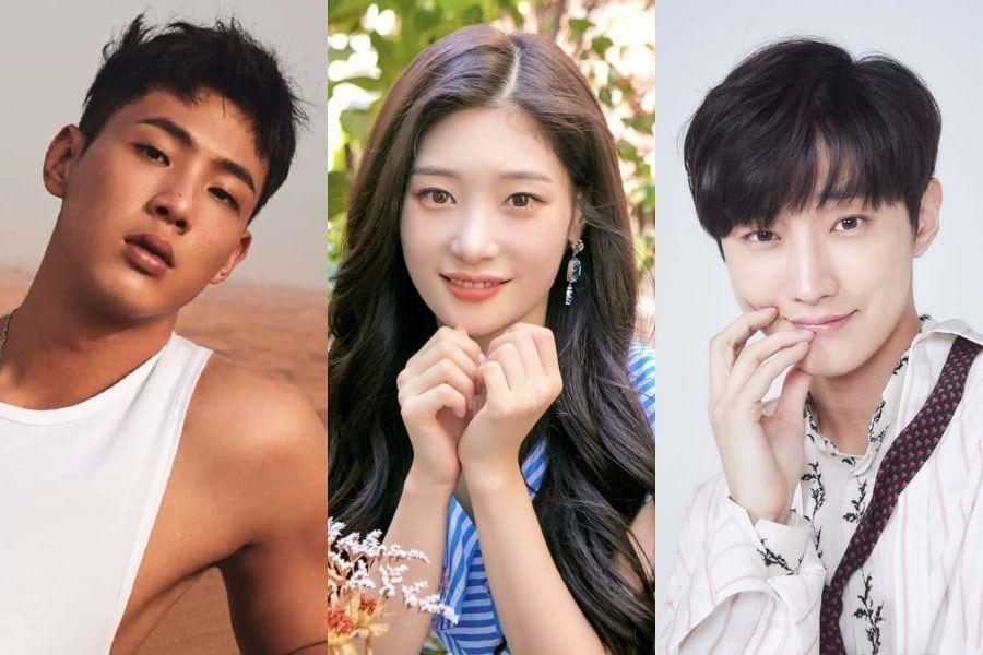 Ji Soo, Jung Chaeyeon de DIA y Jinyoung trabajarán juntos en un drama juvenil romántico