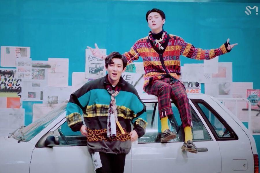 """Chanyeol y Sehun de EXO comparten un esperanzador mensaje con la juventud en el MV de """"We Young"""""""