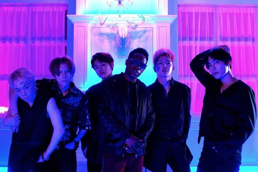 """A.C.E y el músico francés Hcue lanzan MV para la pista de colaboración """"I Feel So Lucky"""""""