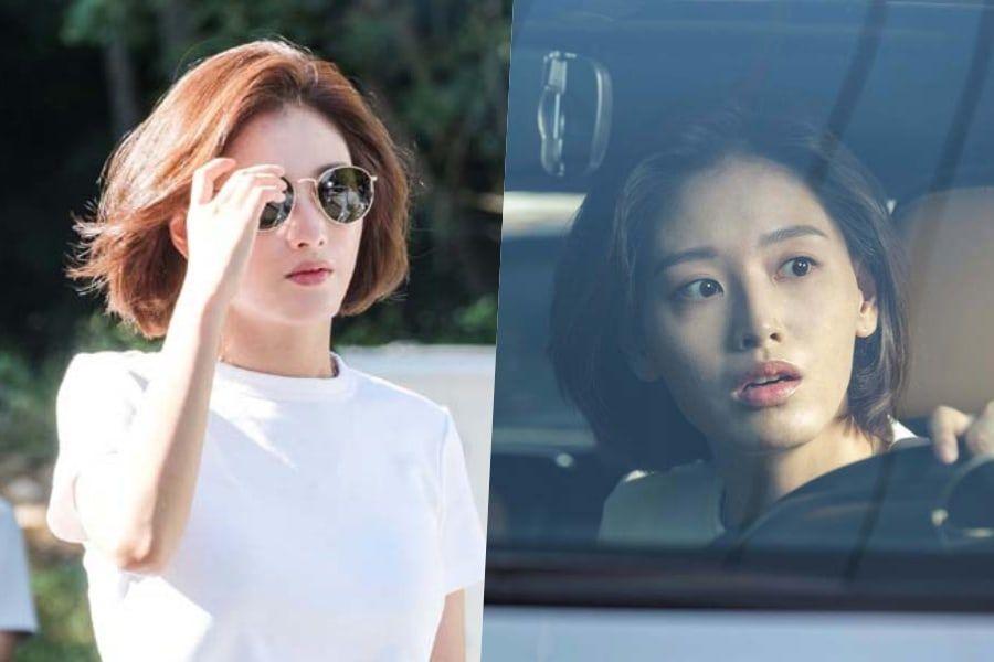 """Kim Jae Kyung es una carismática detective en """"Bad Papa"""""""
