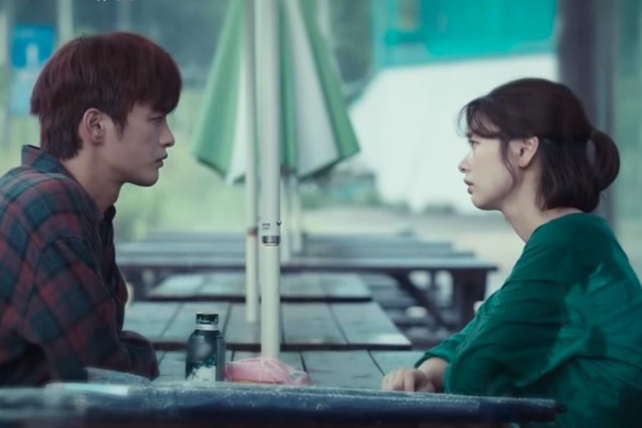 "Seo In Guk y Jung So Min muestran una historia de romance y tristeza en teasers de ""The Smile Has Left Your Eyes"""