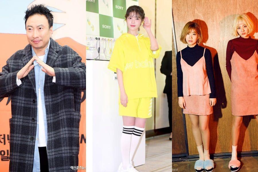 Park Myung Soo da actualización sobre posible colaboración con IU y Bolbbalgan4