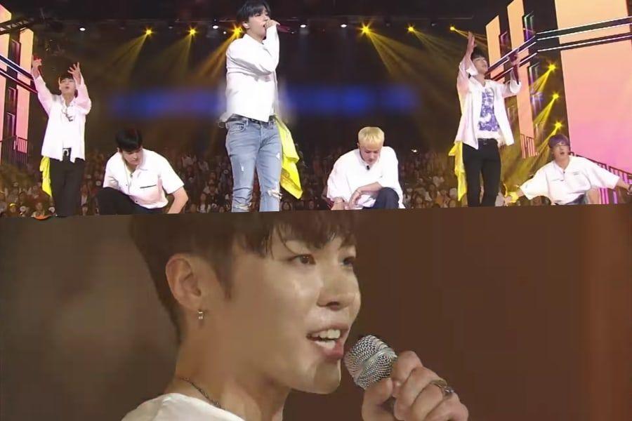 iKON y Wheesung se presentaron con sus fans para ver quién tiene el mejor fan chants