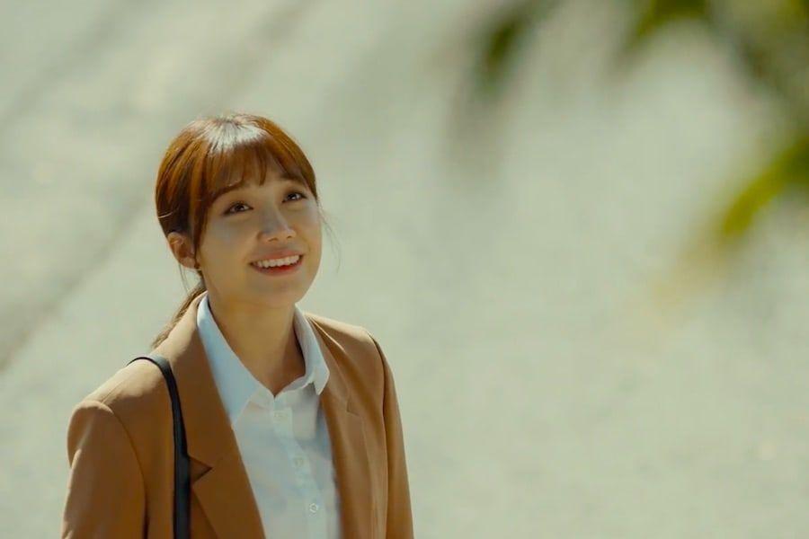 [Actualizado] Jung Eun Ji de Apink maravilla con la belleza de la naturaleza en nuevo MV teaser