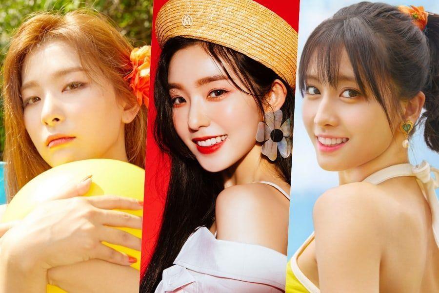 Se revela el ranking de reputación de marca para integrantes individuales de grupos de chicas para el mes de septiembre