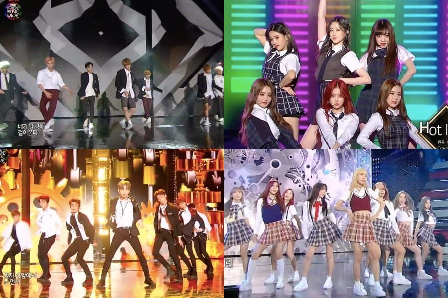 NCT Dream, (G)I-DLE, The Boyz, y más realizan covers de BTS, EXO, Girls' Generation, 4minute, TWICE y BLACKPINK