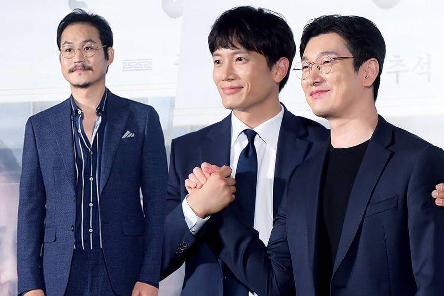 Kim Sung Kyun habla sobre su amistad con Cho Seung Woo y la energía de Ji Sung en el set
