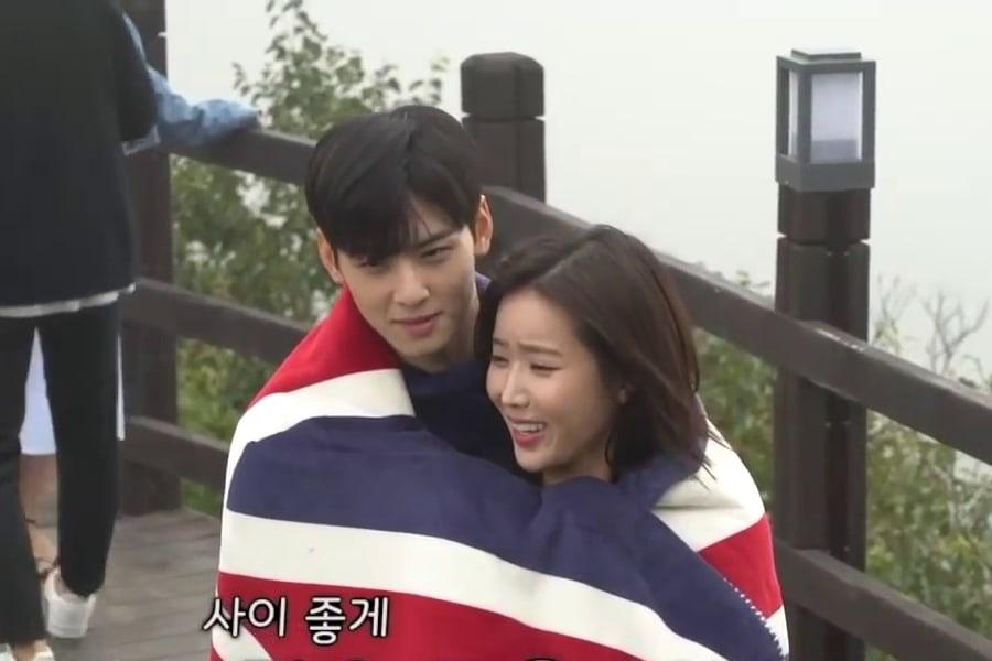 "Cha Eun Woo y Im Soo Hyang muestran dulce química en ""My ID Is Gangnam Beauty"" en vídeo detrás de cámaras"
