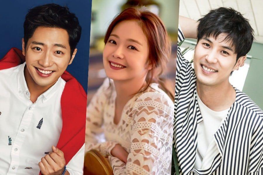 Jun So Min confirmada para protagonizar nuevo drama junto a Lee Sang Yeob y Kim Ji Suk