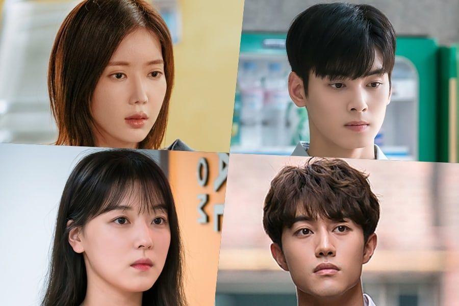 """El elenco de """"My ID Is Gangnam Beauty"""" comparte sus comentarios finales ya que el drama llega a su fin"""