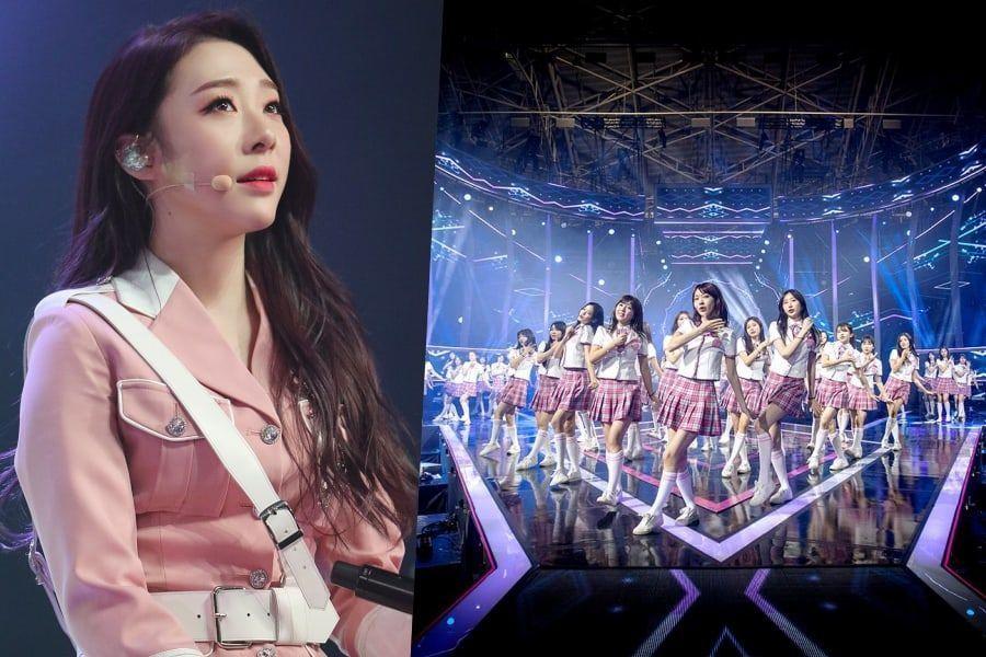 """Yoo Yeonjung de WJSN opina sobre """"Produce 48"""" y ofrece consejo para IZ*ONE"""