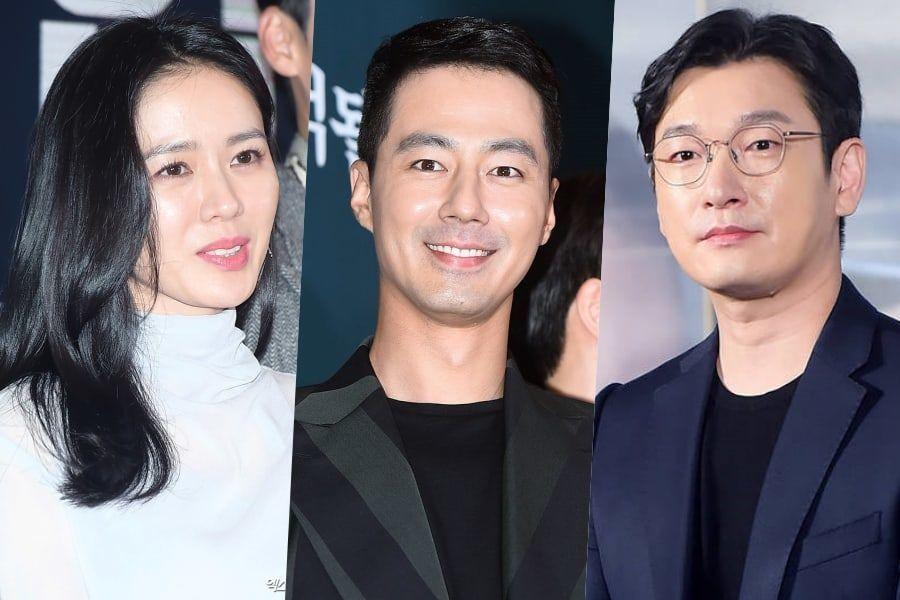 Son Ye Jin habla sobre su amistad con Jo In Sung y Cho Seung Woo + sus películas estrenándose el mismo día