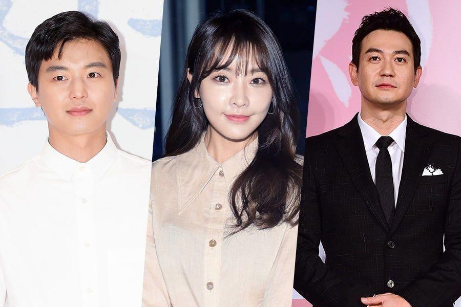 Yeon Woo Jin, Jung Yu Mi y Park Yong Woo confirmados para próximo drama de exorcismo médico