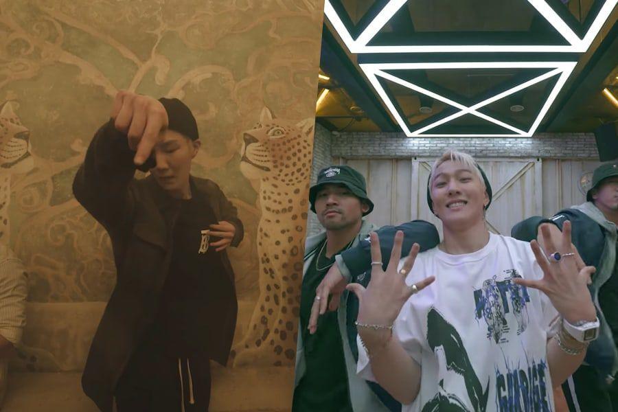 [Actualizado] Lee Seung Hoon y Donghyuk muestran diferentes estilos de baile en los nuevos teasers de New X Academy