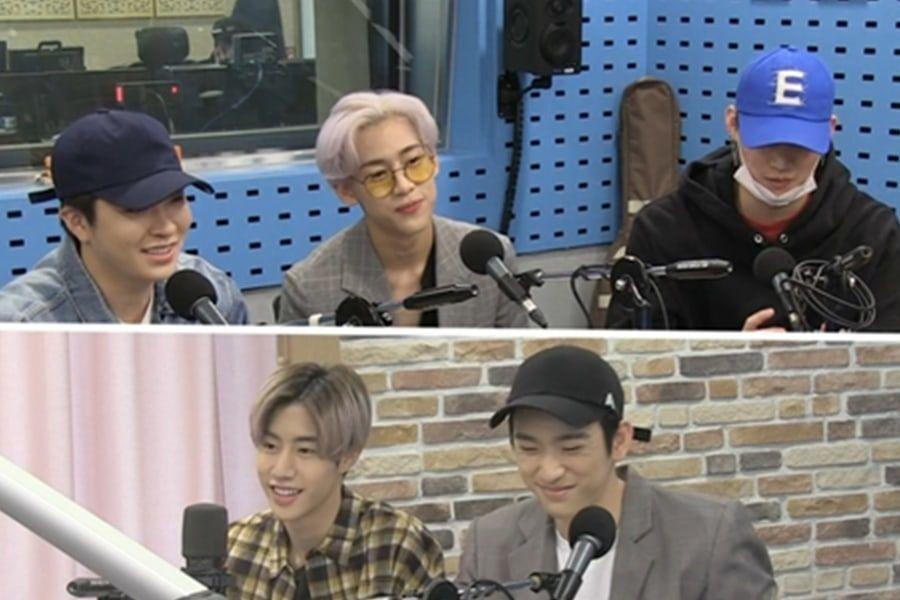 Los miembros de GOT7 comparten sus pensamientos sobre el nuevo restaurante orgánico de JYP