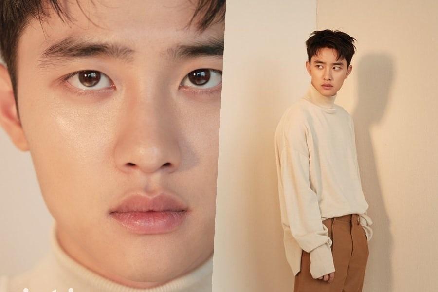D.O. de EXO habla sobre su nuevo drama y cómo sus proyectos de actuación están cambiando