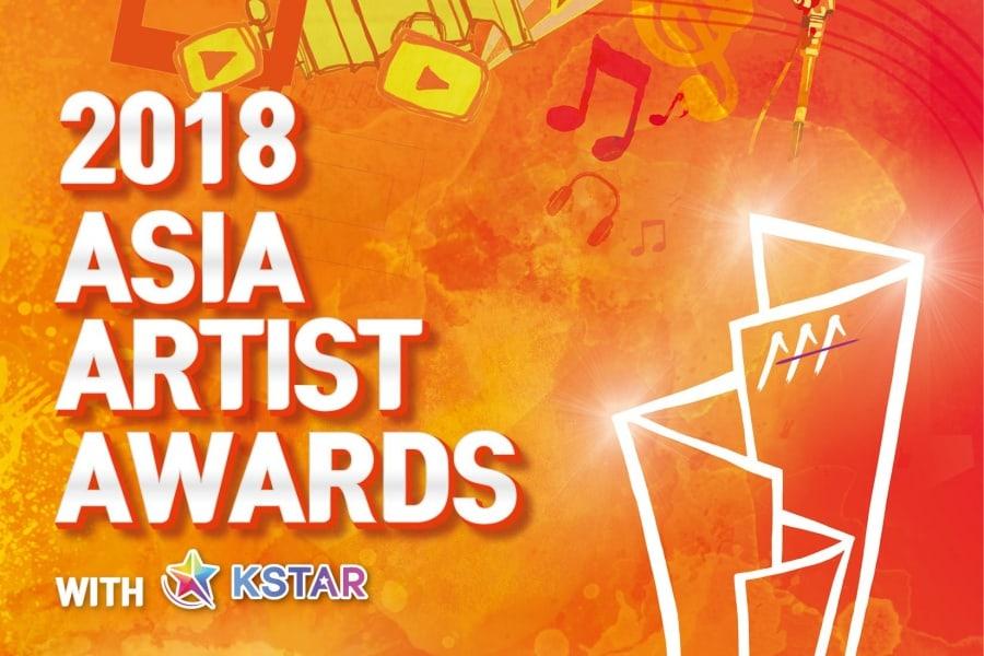 ¡Comienzan las votaciones para los premios Asia Artist Awards Popularity Award!