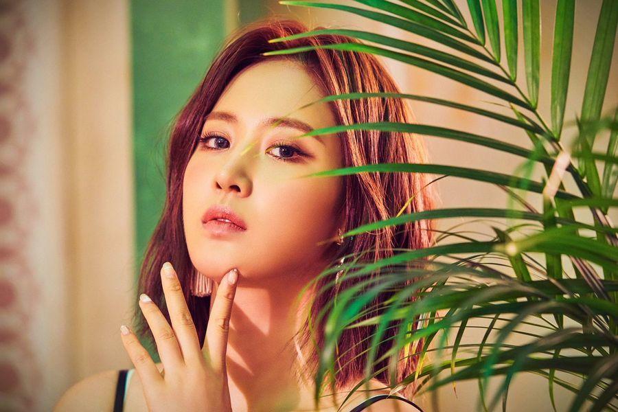 Yuri de Girls' Generation anuncia planes para lanzar su 1er álbum en solitario