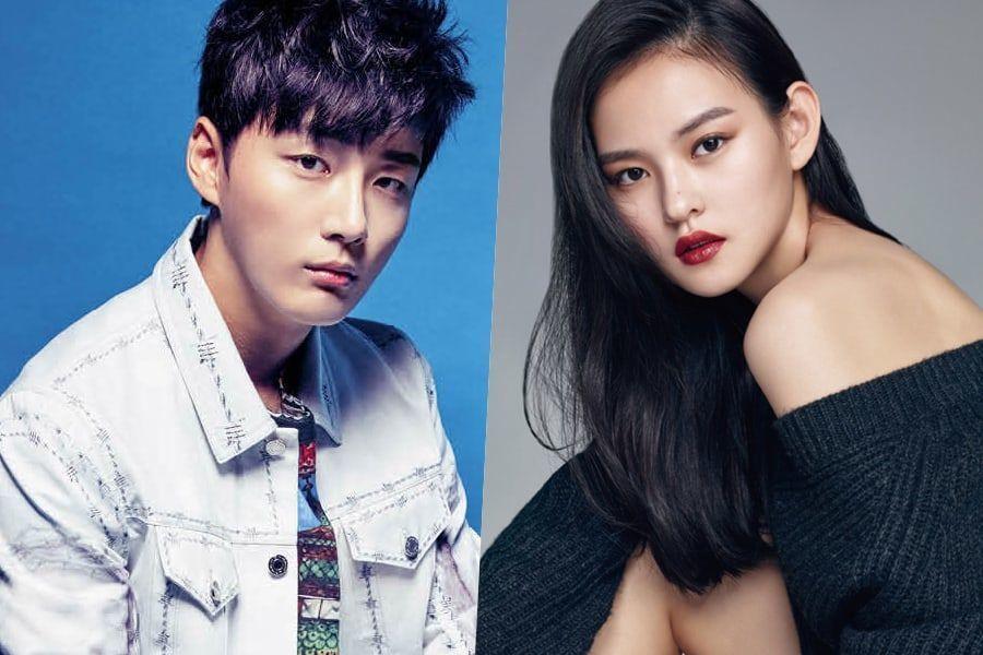 Yoon Shi Yoon y Kim Yoon Hye formarán pareja en una nueva película