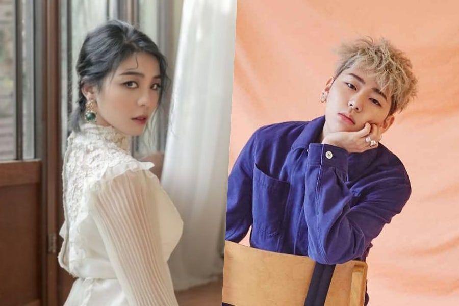 Ailee y Zico comparten sus pensamientos después de visitar Corea del Norte para la tercera cumbre intercoreana