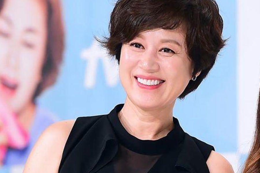 Comediante y actriz Park Mi Sun involucrada en la colisión de 3 autos