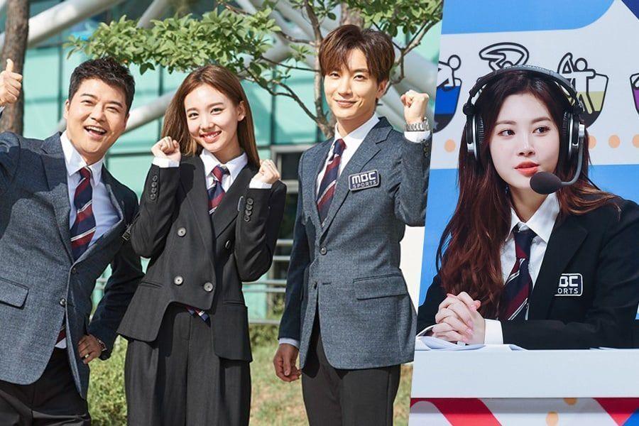 """""""2018 Idol Star Athletics Championships – Chuseok Special"""" comparte fotos de sus presentadores"""
