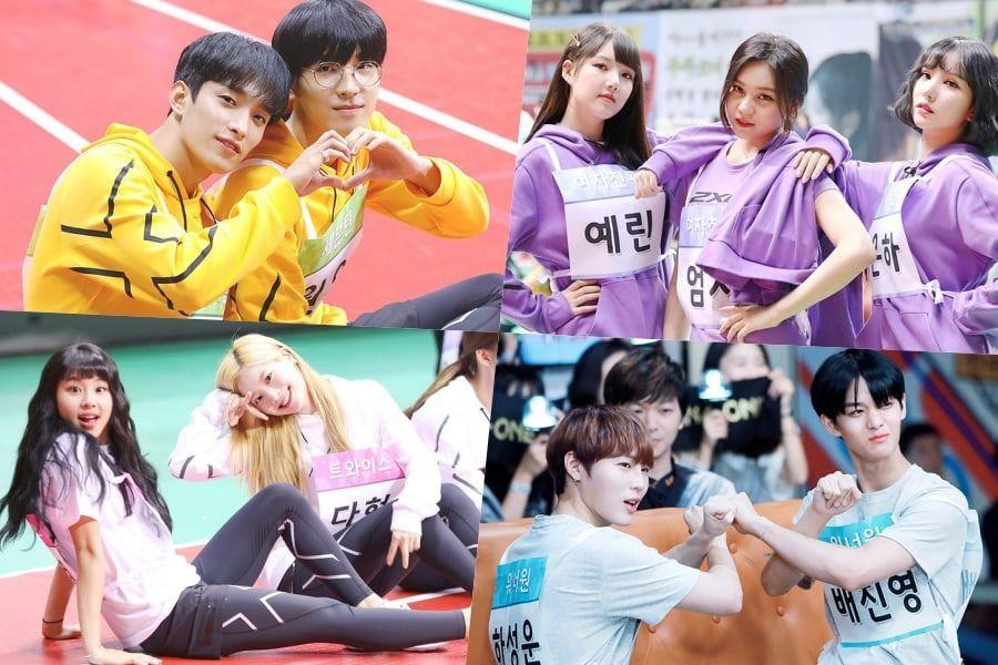 """2018 Idol Star Athletics Championships – Chuseok Special"" revela divertidas fotos del detrás de cámaras"