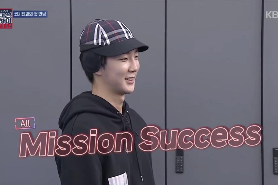 """Lee Seung Hoon sorprende a su equipo de """"Dancing High"""" con varios regalos y visita a la sede de YG"""