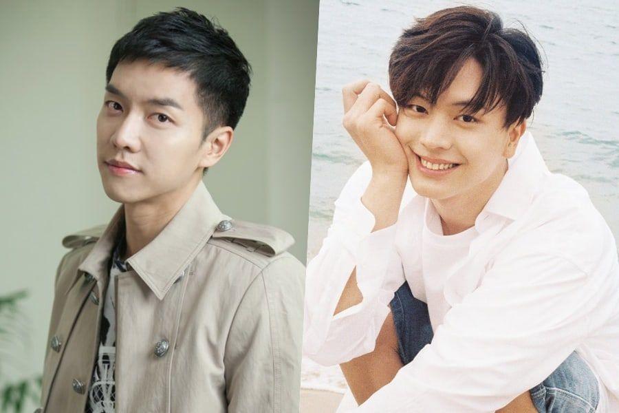 """Yook Sungjae de BTOB muestra su apoyo al nuevo drama de Lee Seung Gi, su co-estrella de """"Master In The House"""""""