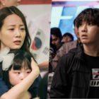 """Son Yeo Eun y otros del elenco de """"Bad Papa"""" lucen tensos fuera del ring de boxeo en nuevos teasers"""