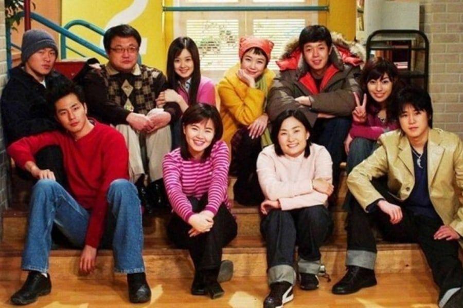 """Elenco de """"New Nonstop"""" se reunirá por primera vez en 16 años para un especial de MBC"""