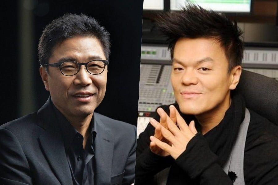Se revela que las acciones de Lee Soo Man y Park Jin Young valen más de 200 mil millones de won cada uno