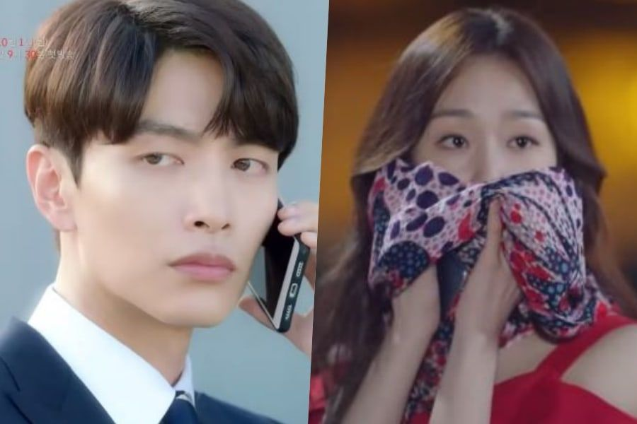 "Lee Min Ki reconoce a Seo Hyun Jin a pesar de su cambio de cara en la preview de ""The Beauty Inside"""